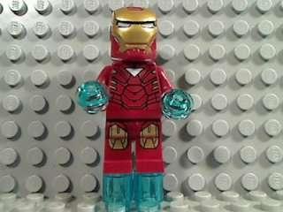 LEGO IRON MAN Marvel Avengers Super Heroes 6867 Lokis Cosmic Cube