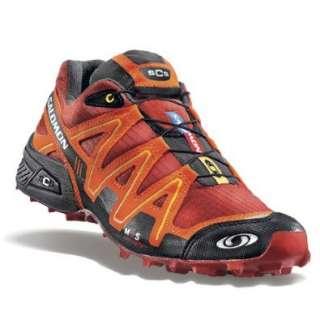 Salomon Schuh Männer Speed Cross 2, rot/orange  Schuhe