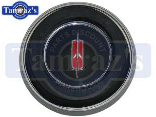 70 77 Cutlass 442 Rally Sport 4 Spoke Steering Wheel Center Horn Cap
