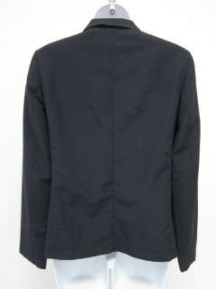 MAX MARA Navy Wool Blazer Jacket Sz 6