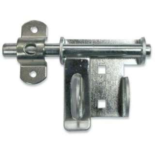 Holmes Hardware & Spring Heavy Duty Garage Door Slide Bolt Q4 2P at
