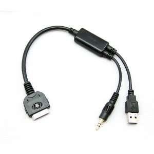 For BMW & Mini Cooper iPod iPhone iPad Interface iDrive
