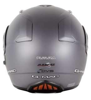 /GMac Futura Motorcycle,Motorbike Flip up Helmet 5060285480022