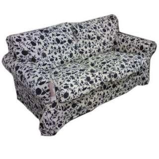 ikea kramfors sofa bezug tranas hellbraun 2er hocker. Black Bedroom Furniture Sets. Home Design Ideas