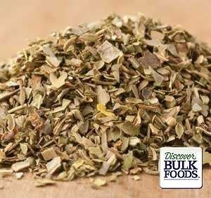 Dried Cut Oregano, half pound
