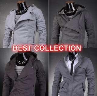 SWM Designer Mens Jacket Coat Shirt Stylish Fashion Fleece Hoodie