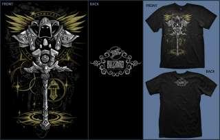 World of Warcraft Priest Legendary Class T Shirt WOW