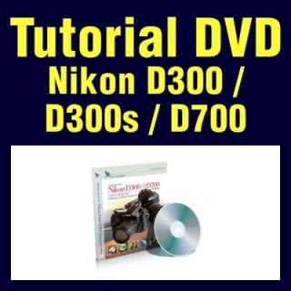 Nikon D300 / D300s / D700 Blue Crane Tutorial DVD