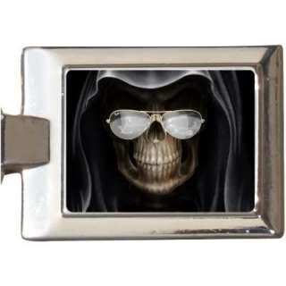 New Ray Ban Grim Reaper Keyring Keychain Key Ring Chain