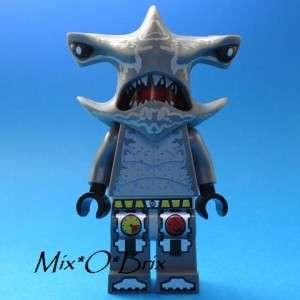 LEGO   ATLANTIS   Hammerhead Warrior 2011
