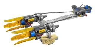 COSTRUZIONI MATTONCINI LEGO STAR WARS ANAKINS & SEDULBAS PODRACERS