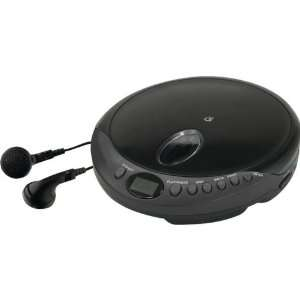 New  GPX PC101B PORTABLE COMPACT CD PLAYER   PC101B: Car