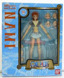 Bandai S.H. Figuarts ONE PIECE NAMI Action Figure SHF
