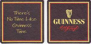 New Rare Guinness Beer mats Vintage Ireland Coasters