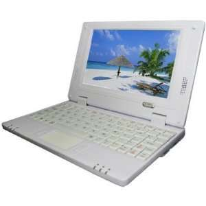 Visual Land V Net VL 760 4GB WHT 7 inch NetBook with 4GB