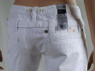 pantalon blanc femme G STAR RAW taille jeans W 31 40 42