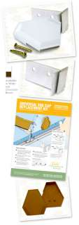 END CAP REPLACEMENT KIT Slipped Conservatory Roof Panel