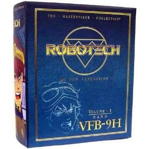 Robotech Macross Toynami Masterpiece Vol. 1 VFB 9H Rand