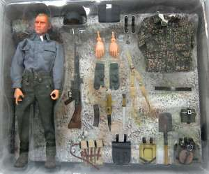 Dragon Cyber Hobby 1/6 scale 12 WWII German Lothar Kroh Ambush at