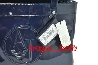 P12 ARMANI JEANS borsa bag a mano R5232 RJ C 50 BLU