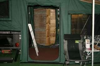 OFF ROAD CAMPER TRAILER + TENT camping caravan 4X4 4WD