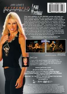 Jari Love is the creator of the award winning Get Ripped! Workouts