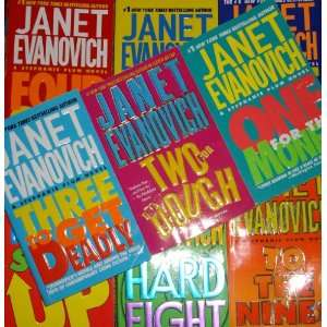 Janet Evanovich Stephanie Plum Novel (vol 1 9)One for the