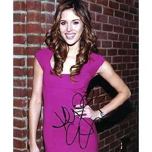 KAYLA EWELL 8x10 Photo Signed In Person:  Home & Kitchen