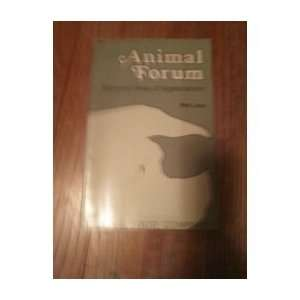 Animal Forum Barnyard Views of Vegetarianism Phil Levy Books