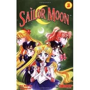Sailor Moon, Vol. 3 [Paperback]: Naoko Takeuchi: Books