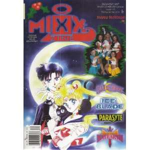 Mixxzine Number 1 3 (Sailor Moon): Naoko Takeuchi: Books