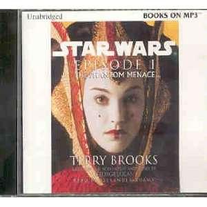 wars episode 1 the phantom menace (9780736678490) terry brooks Books
