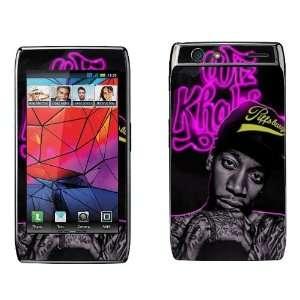 Meestick Wiz Khalifa Vinyl Adhesive Decal Skin for