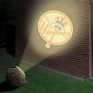New York Yankees Logo Projection Rock