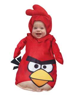 licensed Angry Birds red infant costume   fun for one and all