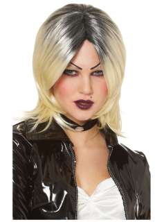 Bride of Chucky Wig   Womens Scary Costume Accessories