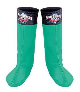 Power Rangers Costumes Power Rangers Accessories Green Power Ranger