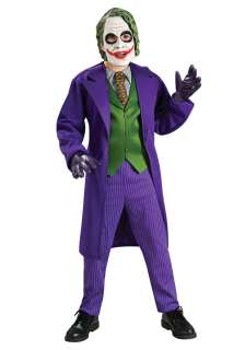 Home Theme Halloween Costumes Superhero Costumes Joker Costumes Deluxe
