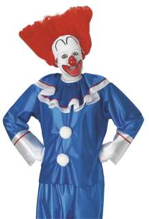 Adult Bozo Clown Wig   Clown Costume Accessories