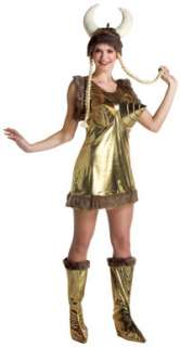 Adult Perky Viking Costume   Sexy Adult Funny Costumes