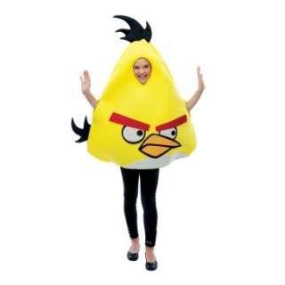 Rovio Angry Birds   Yellow Bird Kids Costume, 801659