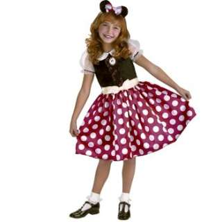 Disney Minnie Mouse Toddler / Child Costume Ratings & Reviews