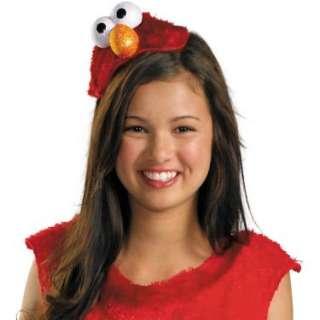Halloween Costumes Sesame Street   Elmo Adult Headband