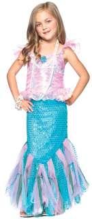 Magical Mermaid Costume for Kids  Mermaid Halloween Costume