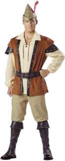 Robin Hood Adult Web (Adult Costume)