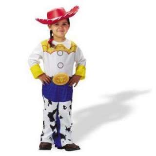 Toy Story 2 Jessie Child Costume   Costume includes printed bodysuit