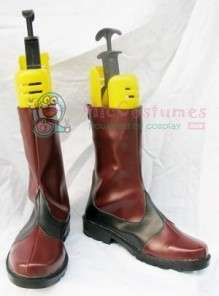 Buy Tales of the Abyss Luke Fon Fabre Cosplay Boots For Sale