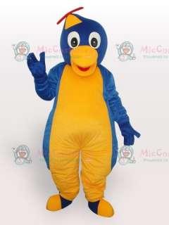Blue Penguin Adult Mascot Costume