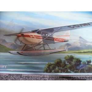 com Cessna 172 Float Plane 148 Scale Model Airplane Everything Else