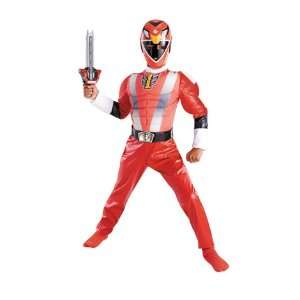 All Occasions DG50422L Power Ranger Red Muscle Size 4 6 Toys & Games